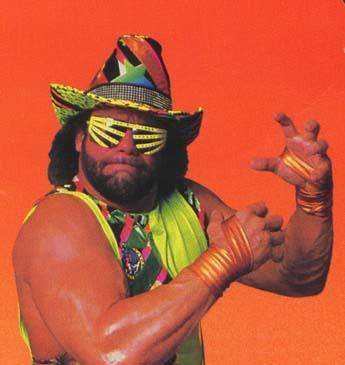 macho man randy savage Randy Macho Man Savage passes away