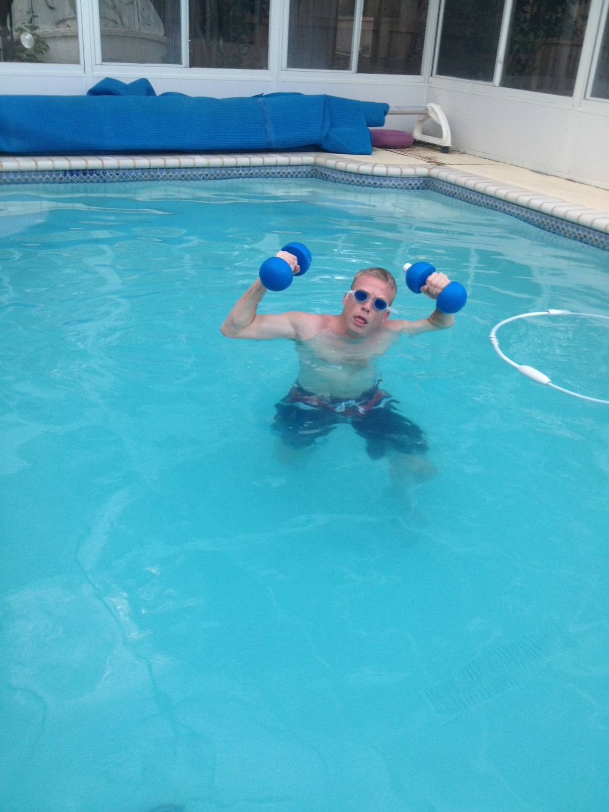The real Michael Phelps